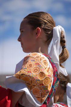 Hrinova, Slovensko Folk Costume, Costumes, Folk Clothing, Traditional Clothes, European Countries, Eastern Europe, Anton, Czech Republic, Character Design