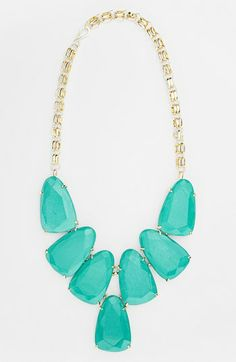 Kendra Scott 'Harlow' Frontal Necklace | Nordstrom