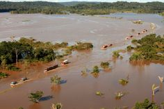 Madeira River Flood