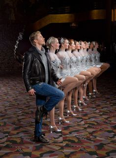 Can Derek Hough save the Rockettes? | New York Post