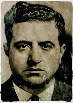 Albert Anastasia, chief of Murder Inc, my favourite mobster.