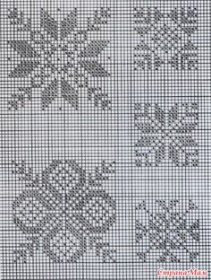 Norwegian patterns - world in my hand! - Home Moms Xmas Cross Stitch, Cross Stitch Charts, Cross Stitching, Cross Stitch Embroidery, Embroidery Patterns, Cross Stitch Patterns, Fair Isle Knitting Patterns, Knitting Charts, Knitting Stitches
