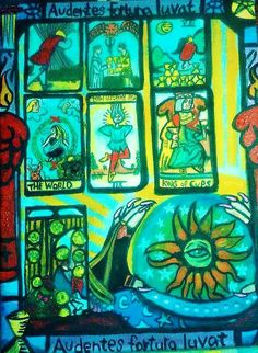 Spirituality Art, Chakra, Tarot, Artwork, Painting, Work Of Art, Auguste Rodin Artwork, Painting Art, Chakras