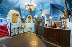 Hotel Kampa - Stará zbrojnice - recepce Prague, Painting, Painting Art, Paint, Painting Illustrations, Paintings