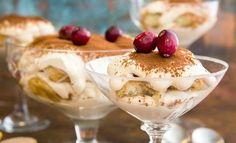 Tiramisu, Panna Cotta, Deserts, Pudding, Sweets, Ethnic Recipes, Food, Dulce De Leche, Gummi Candy