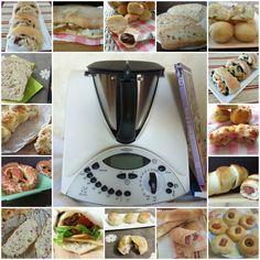 Pane e panini con bimby - raccolta Panini Bread, Peppa, Antipasto, Whole 30 Recipes, Biscotti, Finger Foods, Buffet, Vegan Recipes, Food And Drink