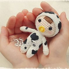 Cow Baby My friend's order