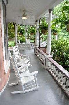 Front porches and back patios are our favorite spots to relax in the warmer months. Make yours your favorite escape, too, with these outdoor decorating ideas. Pergola With Roof, Roof Deck, Back Deck Decorating, Decorating Ideas, Covered Deck Ideas On A Budget, Deck Builders, House Deck, Covered Decks, Diy Deck