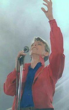 "David Bowie in ""Christiane f."""