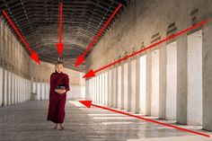 How I Work With Compositional Lines in Photos | The Dream Within Pictures