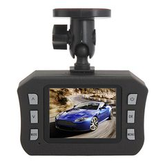 Car HD DVR Dual Lens Camera Night Vision Video Recorder Black Box