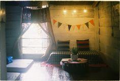 A little corner in Homefarm Dalat,  Pentax K1000 - Fuji C200