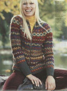 Vogue Knitting - 梨花带雨翻译 - 我的博客