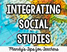 Integrating Social Studies and Reading by The Primary Peach