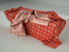 Fashion Design: Marvelous Designer - The Tangled Bed Clothes