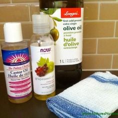 Natural Skin Care: The Oil Cleansing Method