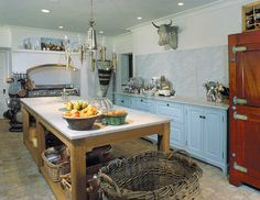 French Country - traditional - kitchen - philadelphia - Peter Cardamone