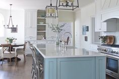 This Sunny, White Kitchen is the Result of an Amazing Makeover