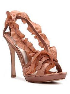Badgley Mischka Iden Sandals....too cute!