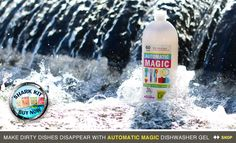 Better life cleaning products.....saw this on shark tank!  Going to try it!!!