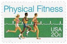 1983 20c Physical Fitness Scott 2043 Mint F/VF NH  www.saratogatrading.com