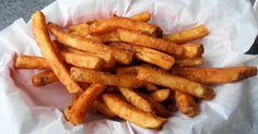 Our delicious French Fries!