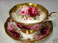 Image detail for -Royal Albert Summer Bounty Series Ruby Tea Cup and Saucer Set Tea Cup Set, My Cup Of Tea, Cup And Saucer Set, Tea Cup Saucer, Glass Tea Cups, China Tea Cups, Coffee Cups And Saucers, Teapots And Cups, Antique Tea Cups