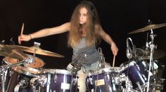 Pink Floyd goes TOTO (Style & Groove Study) --- cover by Sina Drums Girl, Guitar Girl, Girl Drummer, Drums Sheet, Drum Cover, Guitar Chords, Pink Floyd, Rock Music, Drummers