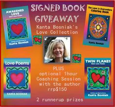My Tangled Skeins Book Reviews: Kanta Bosniak's Love Collection Signed Book Giveaway UK/US/CA Only