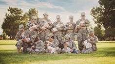 Brave moms breastfeeding in the middle of an Army base make history.   She Knows