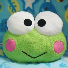 Peluche de felpa para la infancia almohada animales de juguete ... Funny Pillows, Baby Pillows, Kids Pillows, Animal Pillows, Hobbies And Crafts, Diy And Crafts, Monster Dolls, Crochet Cushions, Kawaii Stationery