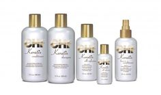 """""""If you are in the market for an AMAZING hair care line that delivers what it promises then literally run, not walk to the nearest store that sells CHI Keratin."""" 