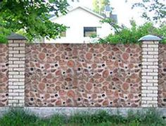 omg, we could expand the cordwood construction to the FENCE (!)