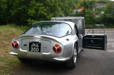 tvr griffith 400 cars for in photo