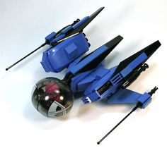 LEGO spacefighter