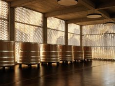 Winery Gantenbein / Gramazio - © Ralph Feiner