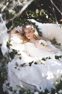 The Sleeping Beauty Model: Ariel Strahm Hair, makeup, and styling by Cloudy Day Photography Assistant: Laura Biddle