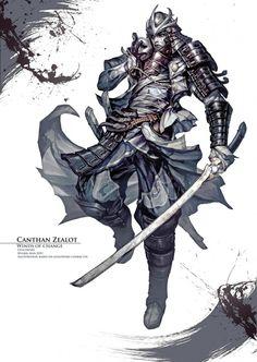 Cool Samurai