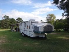 Can't wait to break in our new camper.
