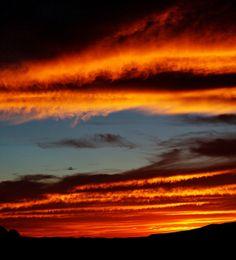 Sunset Pictures Sedona Arizona | Sunset from Airport Mesa near Sedona AZ | Flickr - Photo Sharing!