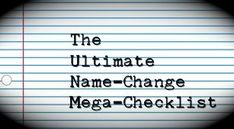 Ultimate Post Wedding Name Change Checklist Wedding Planning List, Budget Wedding, Wedding Hacks, Wedding Name Change, Name Change Checklist, Post Wedding, Wedding Day, Wedding Things, Wedding Stuff