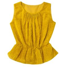 Actually LOVING this Jason Wu for Target top and am rather surprised!