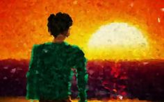 Tablet apps have made it easier for artists to create just about anything, even an animated Impressionist painting you wouldn't believe.