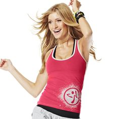 Outta-My-Space Racerback | Zumba Fitness Shop  Get 10% off all your Zumba wear @ Zumba.com Use AFFILIATE code: Sweetie72