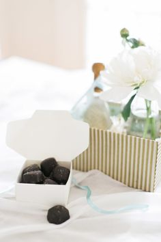 DIY bridesmaids' gifts: http://www.stylemepretty.com/2015/08/19/diy-romantic-bridesmaid-gift/   Photography: Ruth Eileen - http://rutheileenphotography.com/