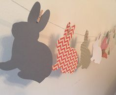 Some bunny is turning one (or any other age) banner! Also great for Easter decoration! Beautiful banner for your Some Bunny themed birthday party