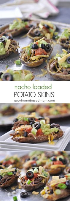 Nacho Loaded Potato