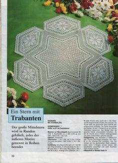 Artesanía, Manualidades, Labores :: Gráficos De Crochet