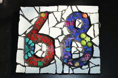 HarperBizarreArt (@Harper_Bizarre) | Twitter Sarah Harper, Bizarre Art, Spiderman, Mosaic, Number, Twitter, Artist, House, Painting