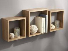 *Conseil* Rangements muraux pour gain de place•MH DECO - Architecte d'intérieur et décorateur à Nantes